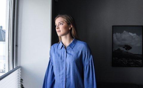 UVENTET UKE: Det har vært en tung uke for Maria Hjertner.