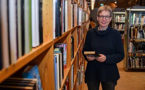MER AKTIVITET: Elverum bibliotek er i større grad blitt en møteplass og arena for opplevelser, konstaterer Monica Skybakmoen.