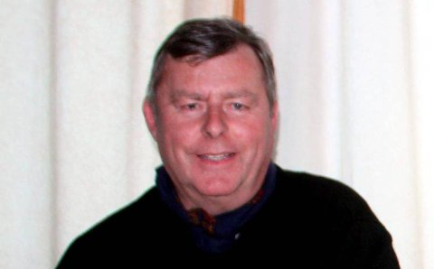 Besøk: Jan Magnussen hadde med seg Tommy Svindal Larsen til Mjøndalen.