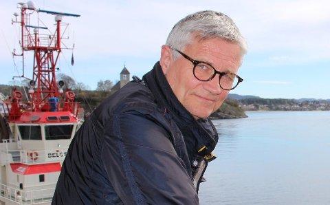 STO IKKE PÅ VALG: Roy Vardheim sto ikke på valg da representantskapet vedtok havnestyrets sammensetning de neste to årene. Vardheim er styreleder i havnestyret i Grenland Havn IKS til 2023.