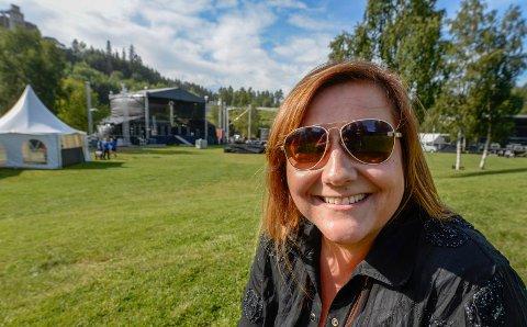 Maiken Johansen håper jubileums-quiz vil sette folk i festivalhumør.