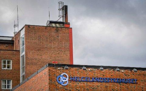 Ambisjonen er å ha avgjort hvordan framtidas sykehusstruktur på Helgeland blir, senest i november 2019.