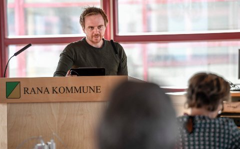 Mats Hansen viste til at Rana kommune på den ene siden får ros, og på den andre ris, for spesialundervisning.