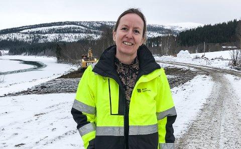 - Snart vil Svartisdalveien igjen åpnes for fri ferdsel, etter at veien er blitt reparert etter raset i vinter, sier avdelingsleder Hanne Alvsing for bydrift.