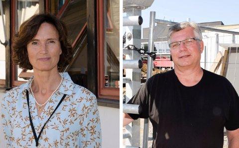KORT VARSEL: Kommunalsjef Marianne Mortensen går inn som midlertidig rektor ved Benterud skole etter at Roy Korslien fratrer stillingen på kort varsel.