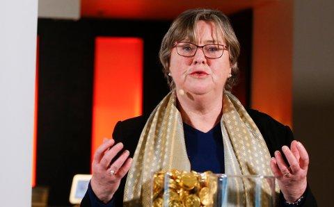 Daglig leder for finansportalen.no, Elisabeth Realfsen.