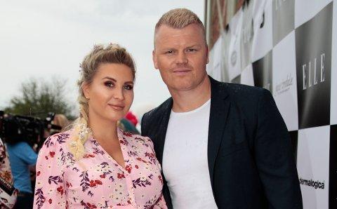 Det gikk fort i svingene da John Arne Riise og hans kone Louise Angelica vraket Drammen til fordel for Tønsberg. Foto: Håkon Mosvold Larsen / NTB scanpix