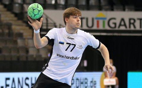 KLAR FOR FJELLHAMMER: Estiske Alfred Timmo blir en del av Fjellhammer neste sesong.