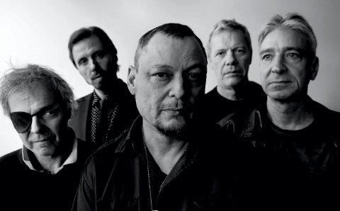 HISTORISK: Raga Rockers kommer til Slemmestad fredag 24. mai. De spiller i Sekkefabrikken. Pressefoto