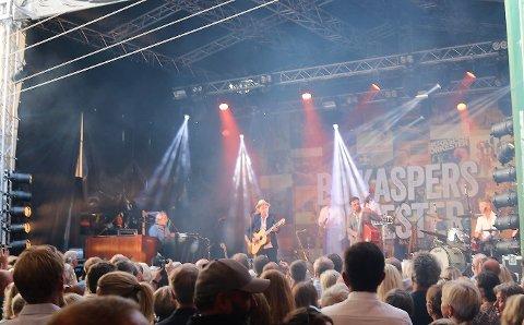 KOMMER TIL SANDEFJORD: Et kjent, svensk band tar seg turen til Fjordfesten 2020. – Vi gleder oss veldig til å se dem på vår scene, sier Hanne Børresen Johansen. ARKIVFOTO: Celina Stamper