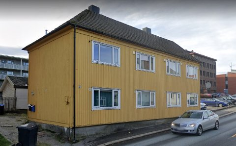 Eierne av Olav Haraldssons gate 42 ønsker å rive denne bygningen.