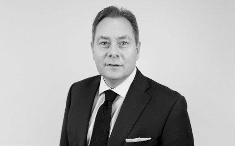 Glenn Haglund er banksjef i Eidsberg Sparebank.