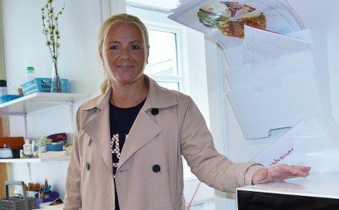 PÅ LISTA: Ruth Nina Fiskå Rypestøl er allerede konstituert rektor ved Tau skole fra august av. Stillingen må likevel lyses ut og hun er en av søkerne. (Arkivfoto: Roar Larsen)