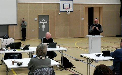 BLITT LURT?: Hjartdalsordfører Bengt Halvard Odden (Ap), mener Fylkesmannen har ført kommunen bak lyset i VA-saken.
