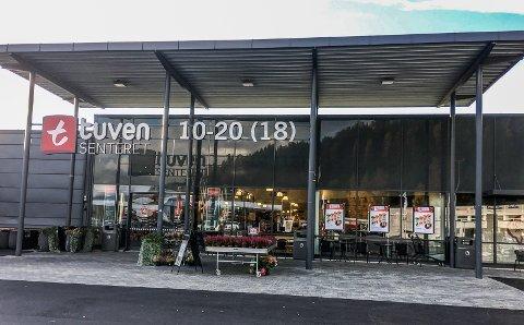 FÅR ELGIGANT:  Power åpner på Tuvensenteret i november.