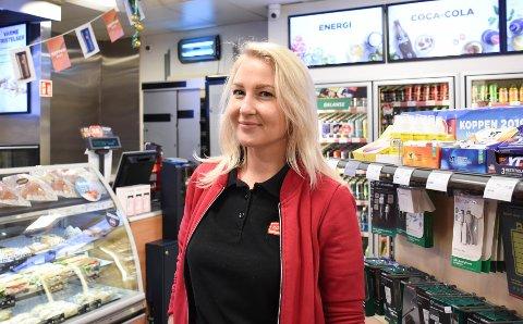 Patriot: Anastasia Kanteeva har forelsket seg i Norge og Kristiansund. Derfor blogger hun skrytende om sitt nye hjemland.