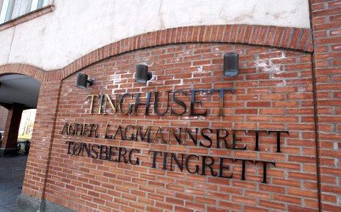 FENGSLES: Tønsberg-mannen er dømt til 8 måneders fengsel.