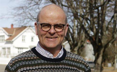PÅSKE: Ordfører Jon Sannes Andersen ønsker innbyggerne god påske. Han håper at folk er flinke til å tenke smittevern i påskeuka.