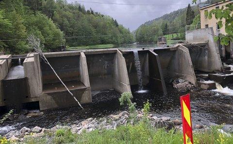 Fosstveit: Turbinen i kraftverket er ikke godt nok sikret, og hakker i stykker mange ål. Arkivfoto