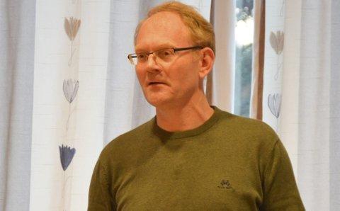 Kjetil Torp:  Ikke fornøyd med at Vegårshei fratas rabatten på arbeidsgiveravgiften. -Det rammer både kommuneøkonomi og arbeidsgivere i kommunen, sier han. Arkivfoto