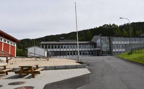 Nye muligheter: Elevene ved Åmli skule har bedre tilgang til Åmlihallen nå, dermed kan man se på bruken av gymsalen på en annen måte. Arkivfoto