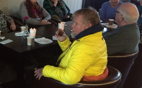 BOSATTISENTRUM:Hans Martin Rønning er styrelder i Hagan Atrium borettslag.