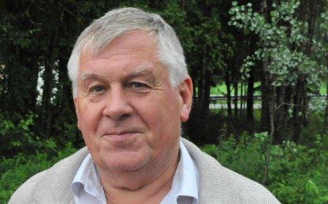 FORMELL FEIL: John Ivar Rygge mener kommunen har gått for fort fram når de opprettet nye Nittedal frivilligsentral.