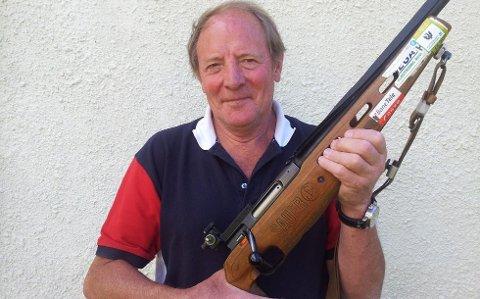 Veteran Kurt Arne Berglund var skytterkonge i 1979