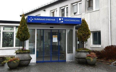 PASIENT OG ANSATT SMITTET: I forrige uke ble en pasient og en ansatt ved Sunnaas sykehus på Nesodden bekreftet smittet.