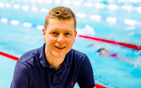 MITT 2020: Leder i Ås IL svømming, Kristian Munthe.