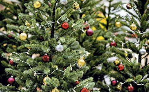 Tidligere og tidligere: Holder vi på å slite ut jula?Foto: Vegard Wivestad Grøtt / NTB scanpix