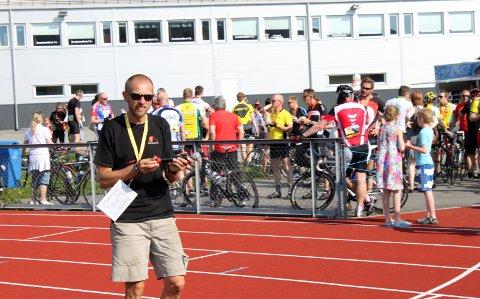 Trond Vegard Seivåg og Skogsløpet inviterer til løp - med en liten vri.