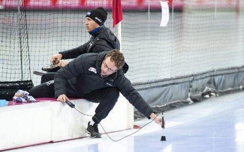 Norges nye landslagstrener Bjarne Rykkje har åtte år som trener i Nederland bak seg. (Foto: Anders Kjølen)