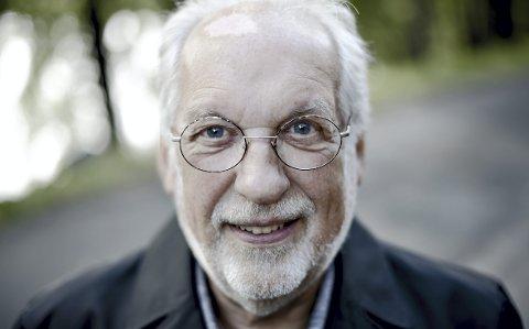 Tredjestørst: Forfatteren fra Fana, Jørgen Jæger, ble den tredje mest solgte krimforfatteren i 2017, kun slått av Jo Nesbø og Jørn Lier Horst.