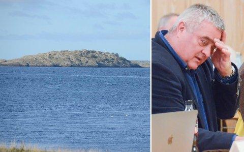 Debatt: Ordskiftet om et eventuelt flytende anlegg for oppdrett av laksefisk ved Alstein utenfor Tungenes i Randaberg kommune hardner til. KPU-leder Bjørn Kahrs (Høyre) må tåle motgang fra flere hold.