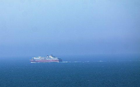 """MS """"Stavangerfjord"""", Fjord Line"""