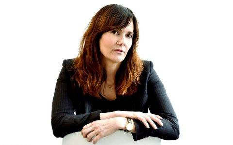 USMAKELIG: Skribenten likte dårlig oppslaget med DT-redaktør Kristin Monstads kommentar om korrupsjonssaken 27. januar.
