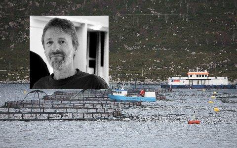 Åsmund Nesbø og dei andre grunneigarane på Nesbø meiner at Mowi ikkje bør få dispensasjon til å utvide anlegget på Gulestø.