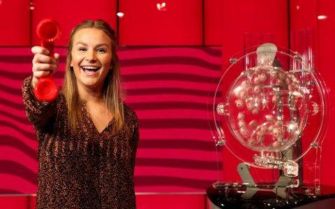 FÅR IKKJE TAK I VINNAR: Norsk Tipping fekk ikkje tak i kvinna frå Førde som vant 1 million i Lotto laurdag.