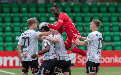 PUBLIKUM: Sogndal kan – vonleg – feira scoring framfor langt fleire publikummarar i komande heimekamp mot Aalesund.