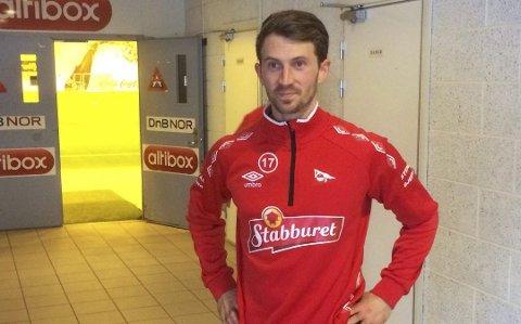 Magne Simonsen blir FFK-spiller.