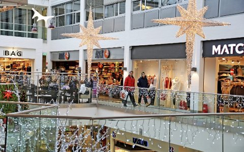 TORVBYEN: Med desember og årets mest travle shoppingmåned rundt hjørnet, jobber kjøpesenterne i Fredrikstad med hvordan julehandelen kan gjennomføres tryggest mulig.