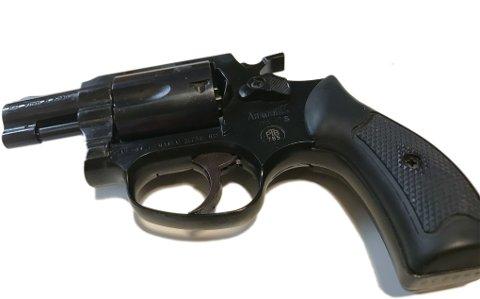 Fra 1. mars til 31. mai kan du innlevere ulovlige skytevåpen til politiet uten å risikere straff.