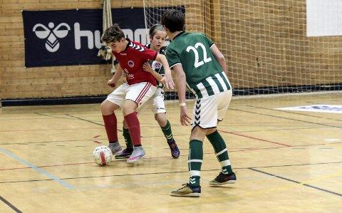 FOTBALL: Ørns Døgncup arrangeres 1. - 3. november. Gjengangeren sender hele cupen direkte på nett-TV.