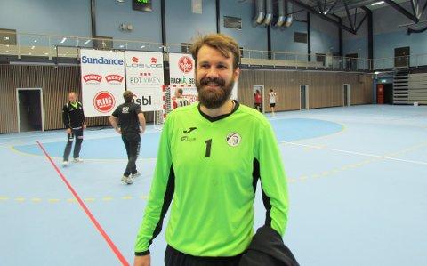 PÅ HJEMMEBNANE : Hortens-gutten Karl-Henrik Stenkjær er tilbake i Falk-målet allerede til helgen.