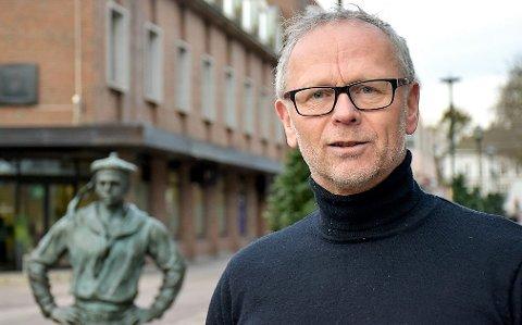 POSITIV: Psykologspesialist Espen Idås er positiv til forslaget om full statlig refusjon til private psykologer.
