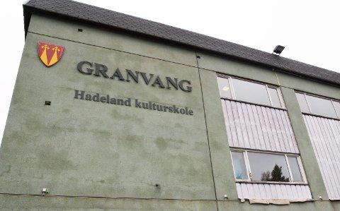 KULTURSKOLE: Søknadsfristen på stillingen som rektor ved Hadeland kulturskole er forlenget til 14. desember. Skolen har egne lokaler på Granvang.
