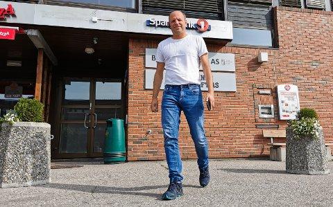 2020 GIKK BRA: Daglig leder Ola Gunnar Kjos i Hadeland maskindrift går fra et rekordår i 2020 til et veldig bra halvår i 2021 også.