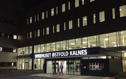 BEREDSKAP: Sykehuset Østfold er nå forberedt på flere koronasmittede pasienter fremover. Tirsdag ble én person lagt inn for behandling. Foto: Arkivfoto
