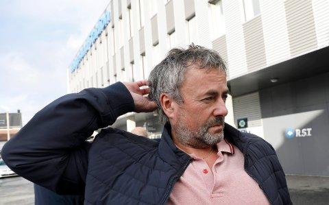 SNAKKER VARMT OM SAMARBEID: - Jeg ser ikke nedsiden, bare oppsiden. FKH har ikke noe å tape, sier mannen bak suksessen i Avaldsnes, Arne Utvik.